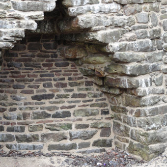 Restoration of historic lime kilns
